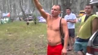 Показал мужикам, как надо делать вертушку   Подборка видео от 09 12 2013