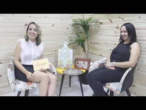 Andreia Bassan entrevista a artesã Ana P Alves