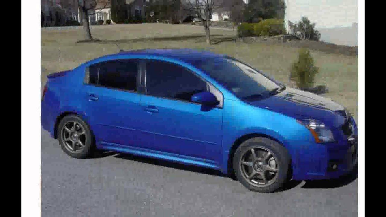 2008 Nissan Sentra - YouTube