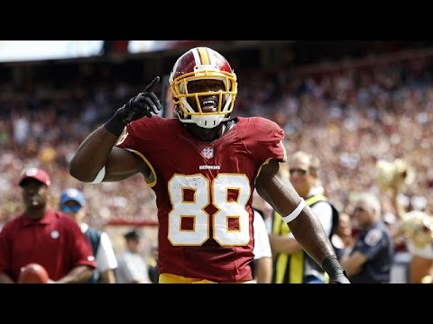 Pierre Garcon Redskins Career Highlights 2012-2016