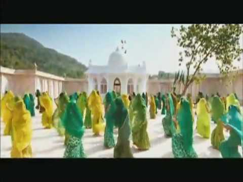 Beautiful Indian Music - Tujhe Mein Rab Dikhta Hai (-Shah Rukh Khan-) Hindi / Bollywood