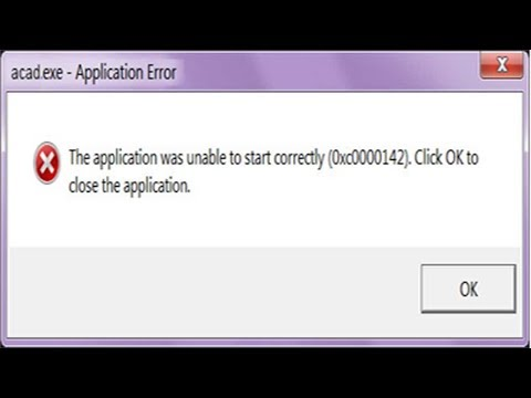 how to fix Error The application failed to initialize properly (0xc0000142)-3ds Max 2009