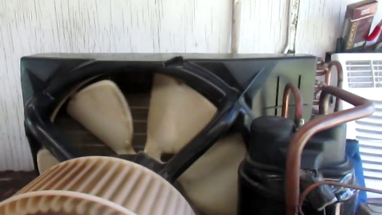 Window Air conditioner Unit Troubleshooting on