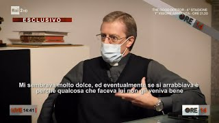 Omicidio Ziliani, la figura di Mirto - Ore 14 del 22/10/2021