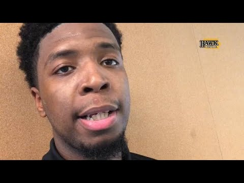 Isaiah Moss has some advice for his Hawkeyes