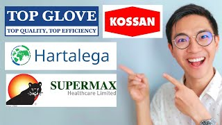 Which Glove Manufacturers Should You Invest In? | Top Glove, Hartalega, Kossan, Supermax
