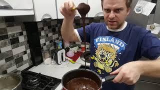 видео Шоколадный брауни