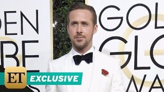EXCLUSIVE: Ryan Gosling on Fatherhood and Sitting With Justin Timberlake at Golden Globes