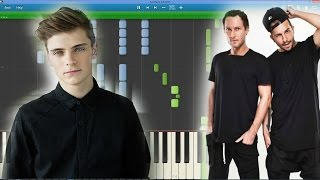 [FREE MID] Martin Garrix & Matise & Sadko - Together (Max Pandèmix piano cover)