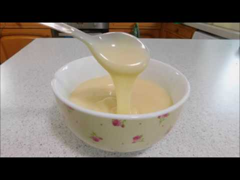 How To Make sweetened Condensed Milk & Save Money Easy Condensed Milk