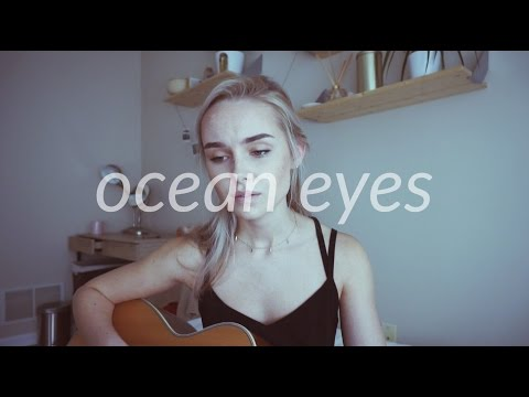 Ocean Eyes - Billie Eilish (Cover) by Alice Kristiansen