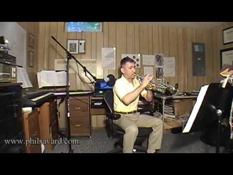 Trumpet Masterclass - Getchell #81: Style, Phrasing & Subdivision