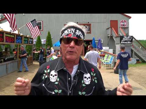 Land Speed record holder Jay Allen talks about Land Speed Racing at the Bonneville Salt Flats