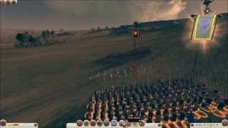 Rome 2 Total War Lets Compare Units in Battle. # 21 Silver Shield Pikeman vs Foot Companions