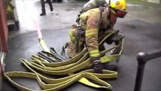 Repeat youtube video 消防防災研究会 ver3.3 屋内進入前のホースライン