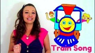 Train Song for children