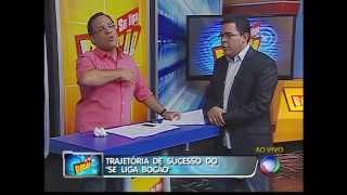 """Record Bahia faz homenagem à Zé Eduardo no último """"Se Liga Bocão"""" (28/11/2014)"""