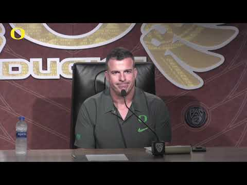 Cristobal Monday Presser Ahead of UCLA