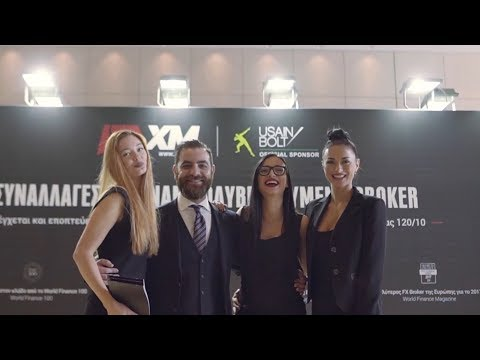 XM.COM - 2018 - Money Show Financial Expo - Athens