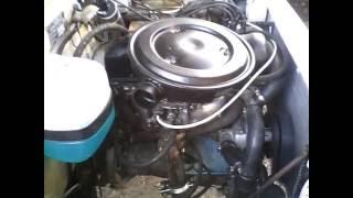 установка двигателя ваз 2103 на луаз ДНЕПР