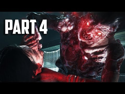 THE EVIL WITHIN 2 Walkthrough Gameplay Part 4 - FULL GAME CHAPTER 3!! - PS4 PRO
