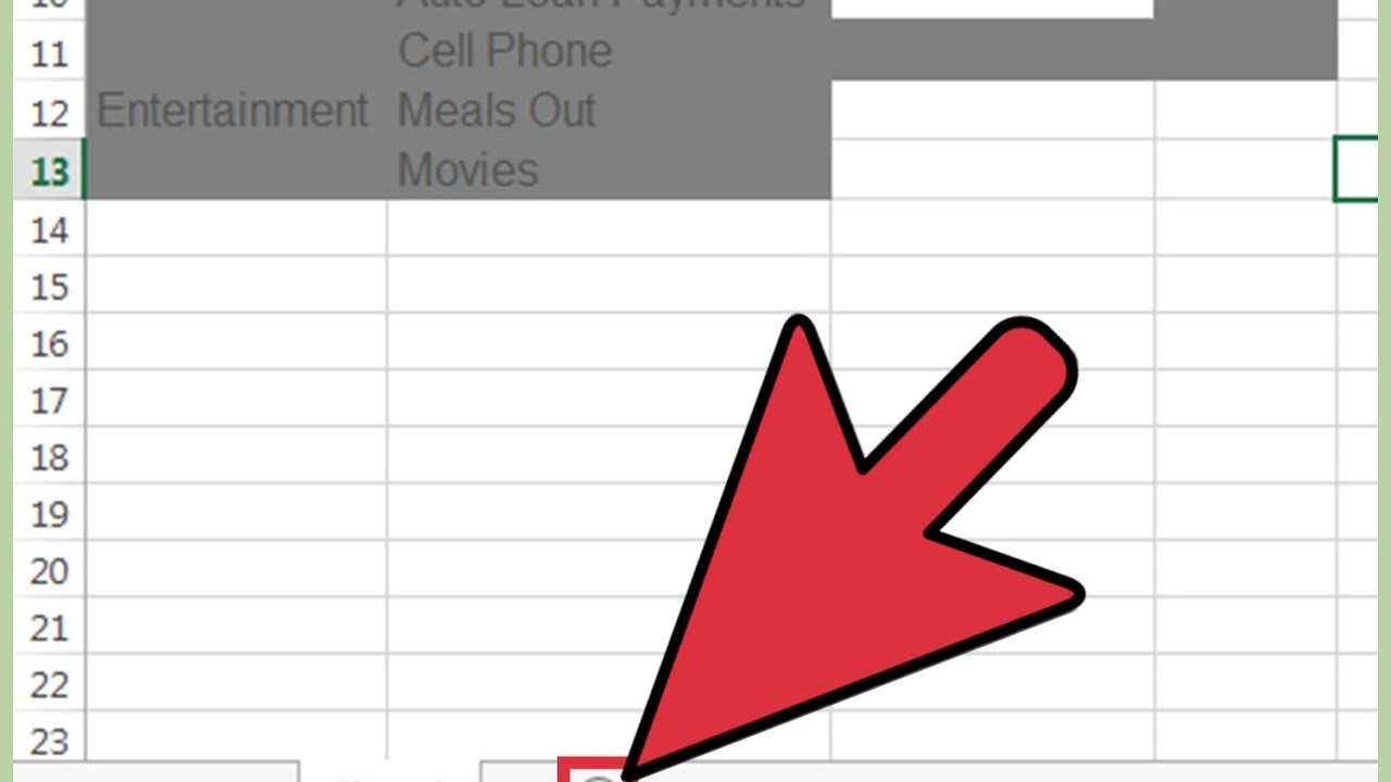 Add new sheet by right click in Excel VBA YouTube – Create New Worksheet Vba