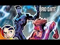 "Nightwing & Flash ""Faster than the Flash"" - Rebirth Complete Story 