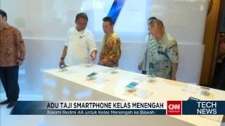 Persaingan Smartphone Kelas Menengah
