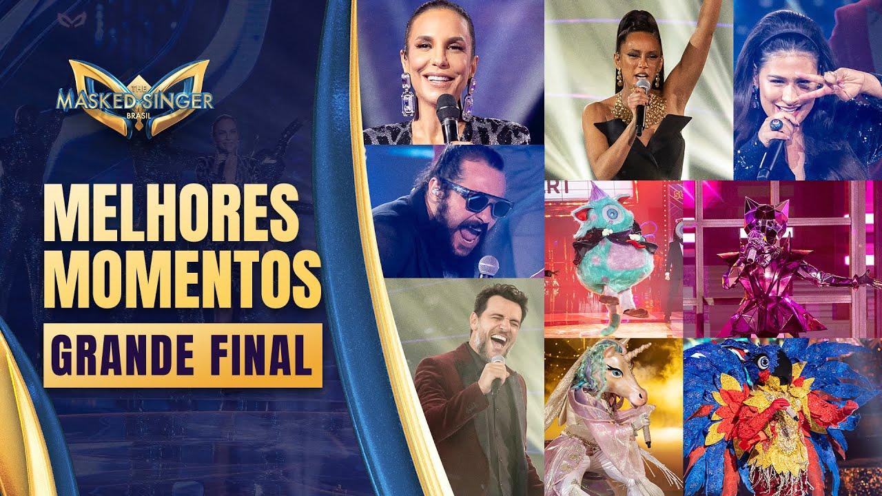 Download MELHORES MOMENTOS - FINAL (19/10/2021) | THE MASKED SINGER BRASIL