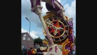 Corsogroep Fun Fun, bloemencorso Sint Jansklooster. (2009 Tijdloos)