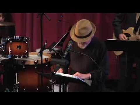 David Meltzer reading at LA ROCKPILE raw footage c...