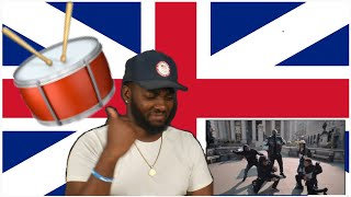 AMERICAN REACTS TO FIRE DRILL MUSIC VIDEO!!!