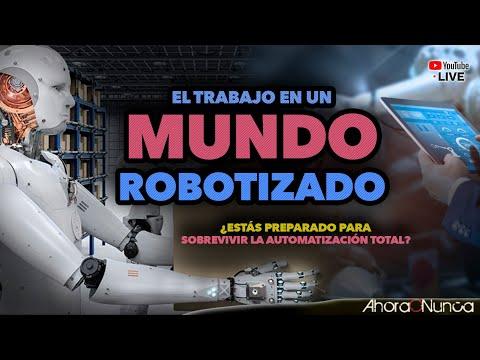 Sobreviviendo a la Robotización Total | Las Profesiones del Futuro | Los Planes del Foro de Davos