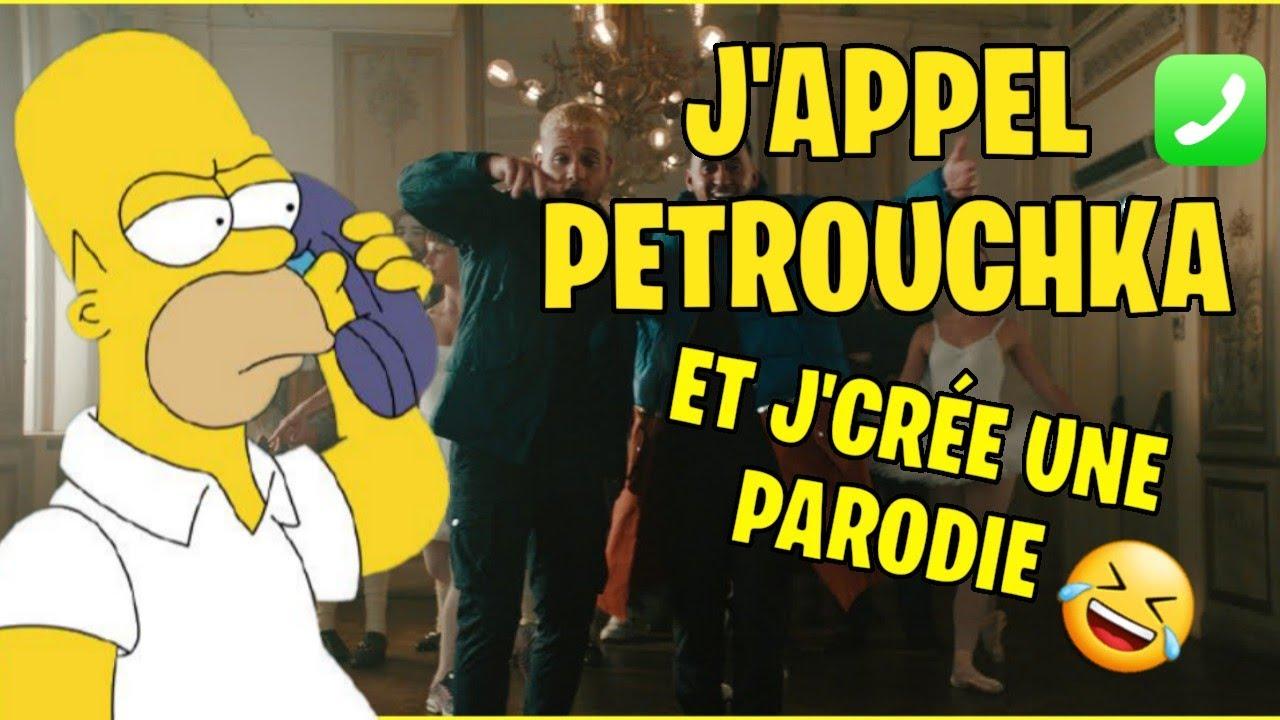 Download Homer Appelle Petrouchka , ça part en Parodie (Soso maness ft Plk)