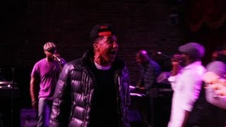 ATCQ Electric Relaxation Q-Tip, The Roots, Talib Kweli (LIVE)
