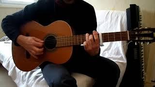 Vitaa Claudio Capeo - un peu de rêve - comment jouer tuto guitare YouTube En Français