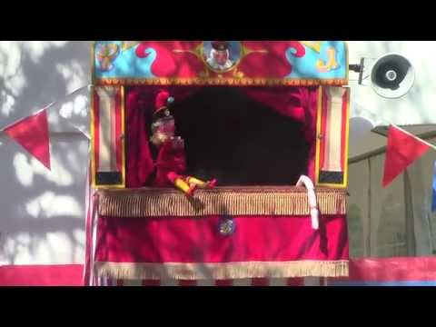 Professor Dan's Punch and Judy Show