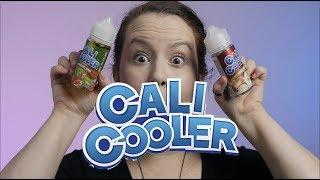 Cali Cooler E-Liquid by Mamasan   Flavor Tasting
