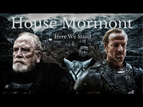 (GoT) House Mormont | Here We Stand