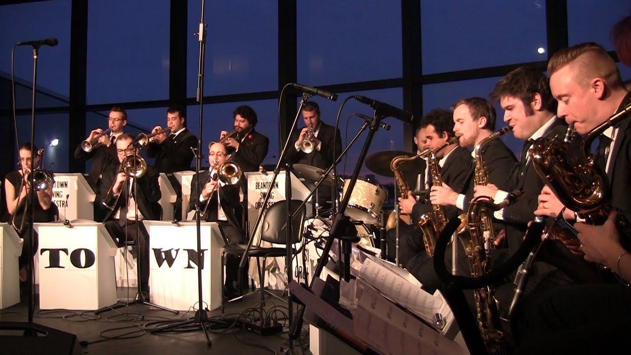 Swing Era Demo Beantown Swing Orchestra 2016