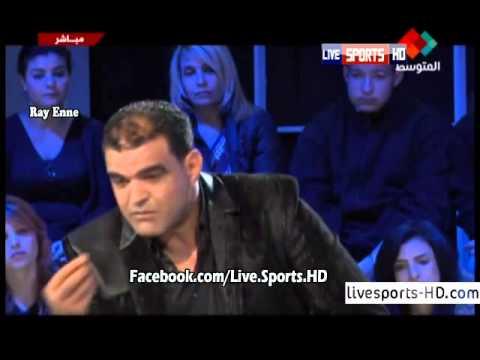 خالد بدرة يعترف: كنت بين الشوطين نعمل سيجارة   Live Sports HD