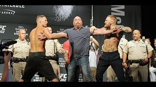 UFC 202 Weigh-Ins: Diaz vs McGregor 2 (FULL)