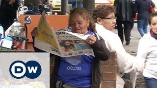 على الحكومة الكولومبية إجراء مفاوضات جديدة مع الثوار | الأخبار