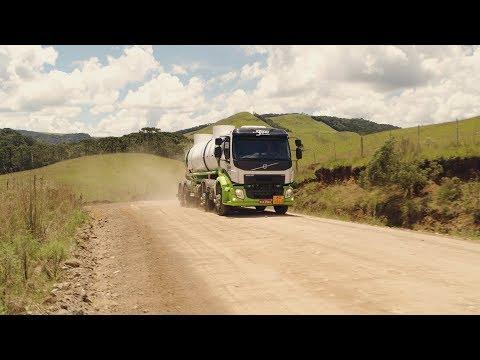Volvo Trucks - Life as a trucker in Brazil