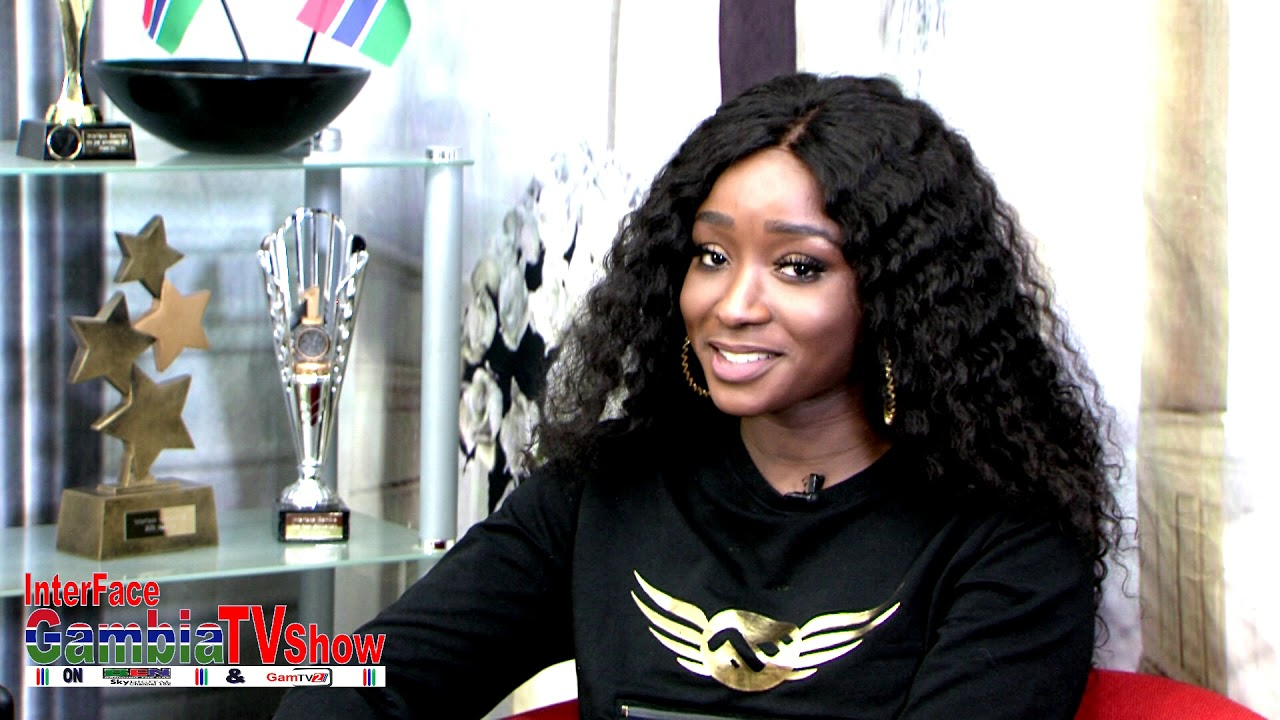 InterFace Gambia TV on Wed 27th Mar 2019 with Jollof Show akk Team Wally 2019 Live in London