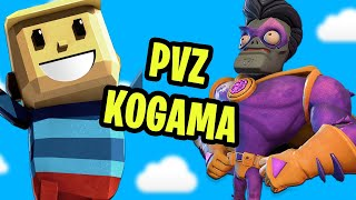 PvZ Battle for Neighborville vs KOGAMA