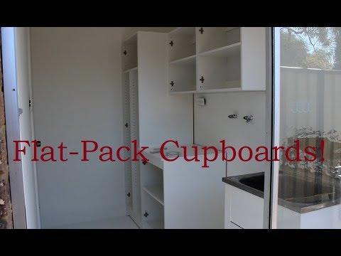 Laundry Cabinet Installation (Laundry Renovation Part 5)