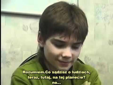 Borys - Chłopiec Indygo z Marsa PL(3-6)
