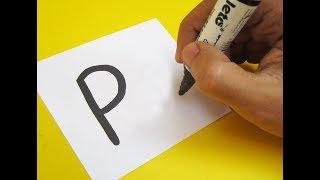 Noel HEDİYESİ Çizgi film Mektup ''S'' nasıl açabilirim . Alfabe ile eğlenceli çocuklar için Çizim