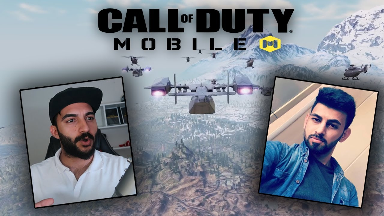 كول اوف ديوتي موبايل مع احمد البياتي Call of Duty Mobile !!؟